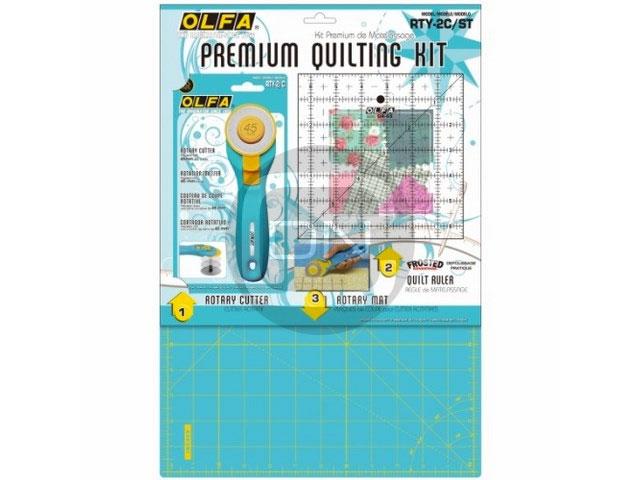 Premium Quilt Kit (OLFA)