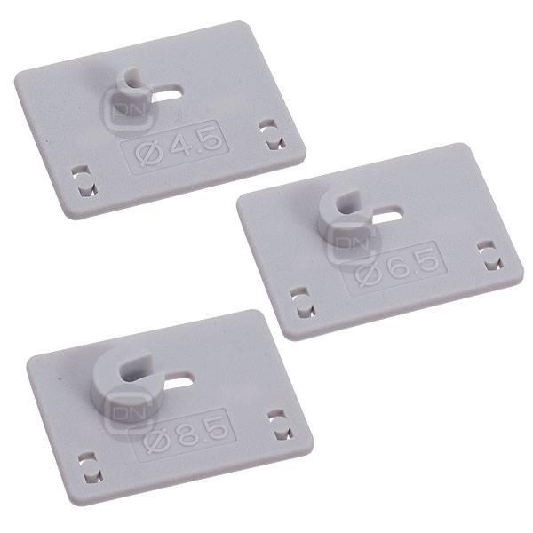 Pfaff Lochstickplatten (4,5mm, 6,5mm, 8,5mm) - (ARCHIV)