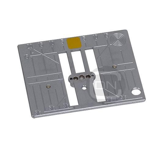 Punching Stichplatte (Bernina aurora 435, 450, artista 640, B560, B580)