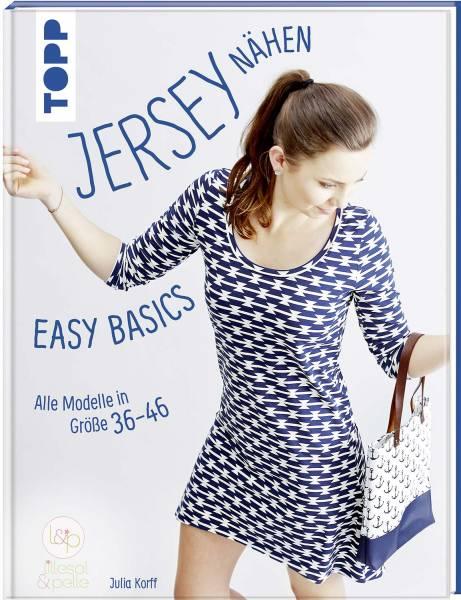 Jersey Nähen Easy Basics TOPP
