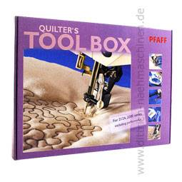 Pfaff Quilters Tool Box (expression, select, tipmatic, tiptronic) - (ARCHIV)