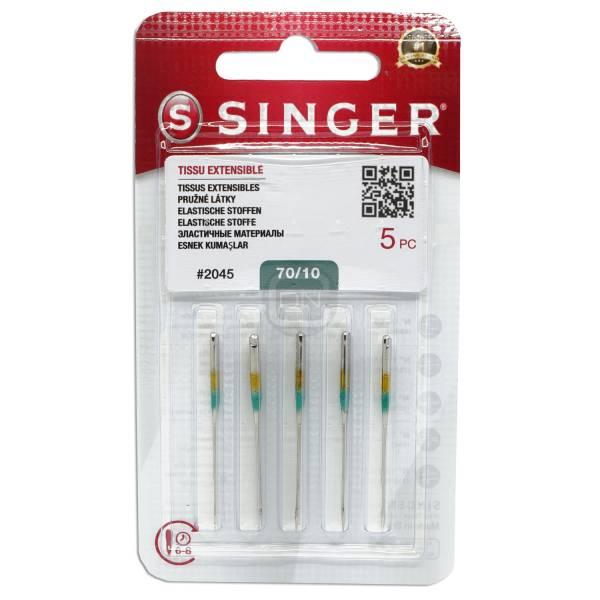 Stretch Nadel Stärke 70 5er Pack SINGER