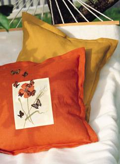 Husqvarna Embroidery d-card Butterflies - (ARCHIV)