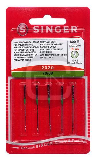 Universal Nadel Stärke 70 - 5er Pack SINGER