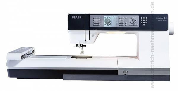 Pfaff creative 2.0 - (ARCHIV)