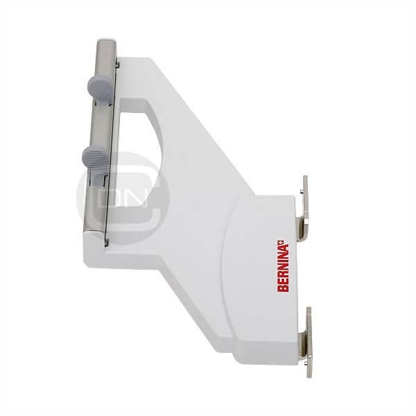 Adapter für Freiarmstickerei (Bernina Oval- und Mittelstickrahmen)