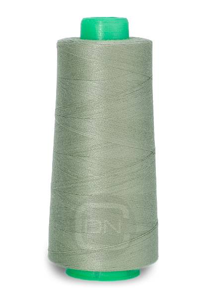 Overlockgarn 2500m Farbe 907 graugrün