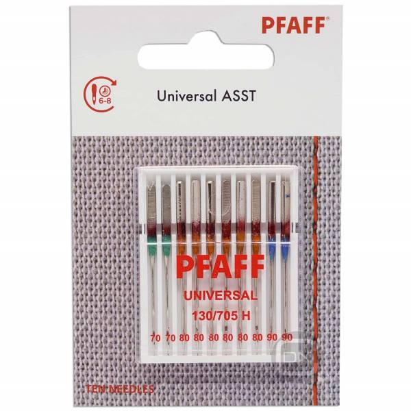Universal Nadel Sortiment Stärke 70 80 90 10er Pack Pfaff