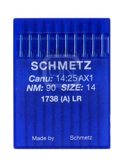 Schmetz Nadel 1738 LR Stärke 90 (10er Pack)