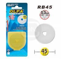 Ersatzklinge 45 mm Rollschneider OLFA
