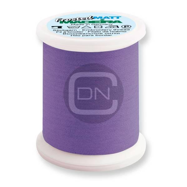 Madeira Frosted Matt No.40 Farbe 7922 purple 500m