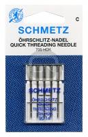 Öhrschlitz Nadel Stärke 90, 5er Pack (Schmetz)