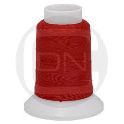 Woolly Nylon Bauschgarn extra dick rot 300m