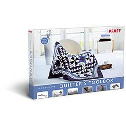 Quilters Toolbox (Pfaff creative expression, performance, vision)