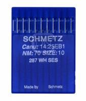 Nadel System 287 WH SES, Stärke 70, 10er Pack - Schmetz
