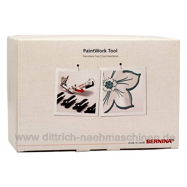 PaintWork Tool (Bernina 560, 580, 750QE, 770QE, 780, 790, 830, 880)