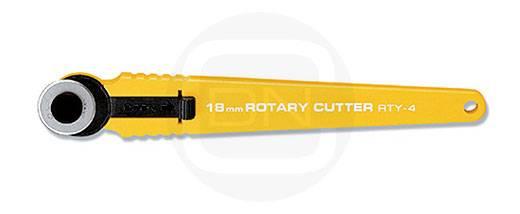 Rollschneider 18 mm OLFA für Rechts- und Linkshänder