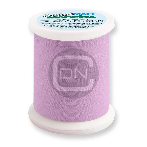 Madeira Frosted Matt No.40 Farbe 7834 lilac 500m