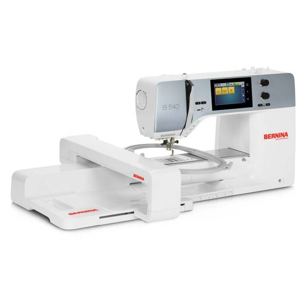 Bernina 540 mit Stickmodul