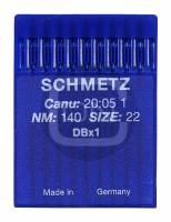 Nadel System DBx1, Stärke 140, 10er Pack - Schmetz