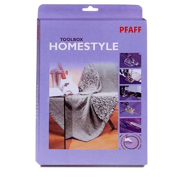 Pfaff HomeStyle Tool Box - (ARCHIV)