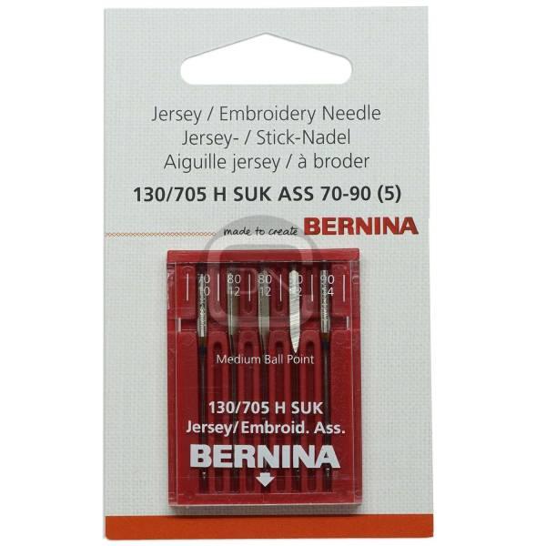 Sticknadel Sortiment Stärke 75 90 5er Pack Bernina