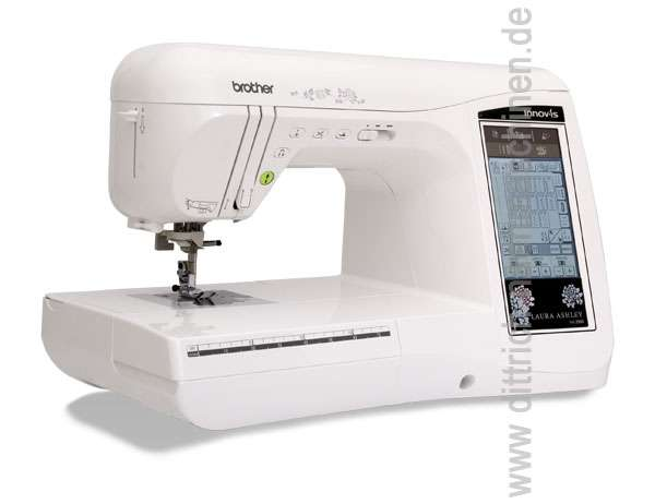 Brother NX-2000 Laura Ashley - (ARCHIV) | Brother | Archiv ...
