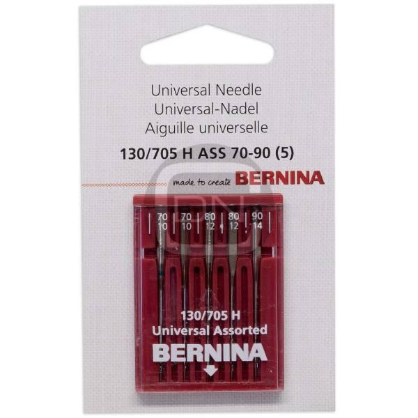 Universal Nadel Sortiment Stärke 70 80 90 5er Pack Bernina