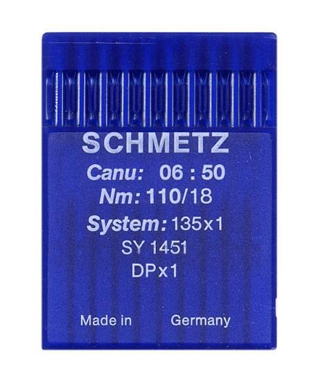 Schmetz Nadel SY1451 Stärke 110 (10er Pack)
