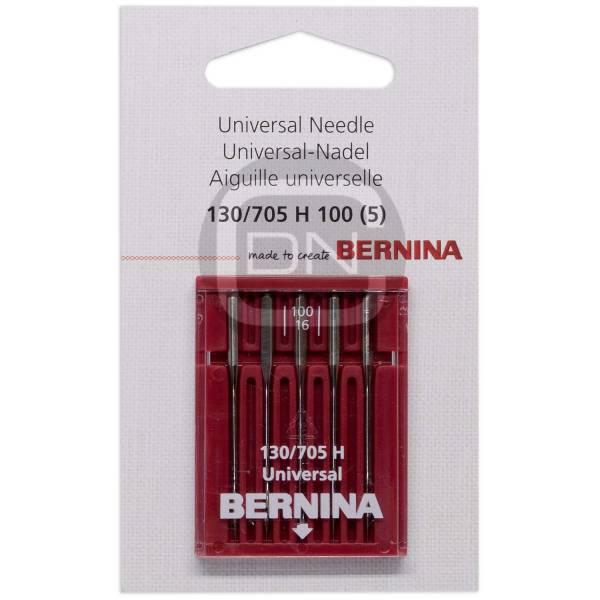 Universal Nadel Stärke 100 5er Pack Bernina