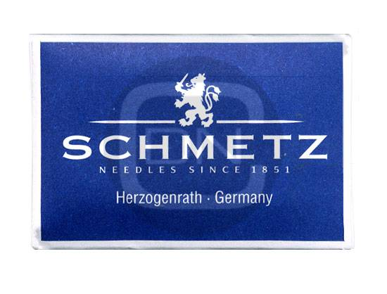 Ledernadel Stärke 120, 10er Pack (Schmetz)