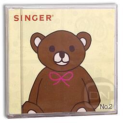 SINGER Stickmotivkarte 2 - Kinder - (ARCHIV)