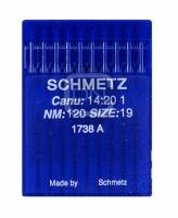 Schmetz Nadel 1738 Stärke 120 (10er Pack)