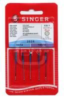 Jeans Nadel Sortiment Stärke 90 100, 5er Pack (SINGER)