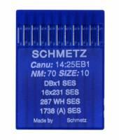 Nadel SES, Stärke 70, 10er Pack - Schmetz