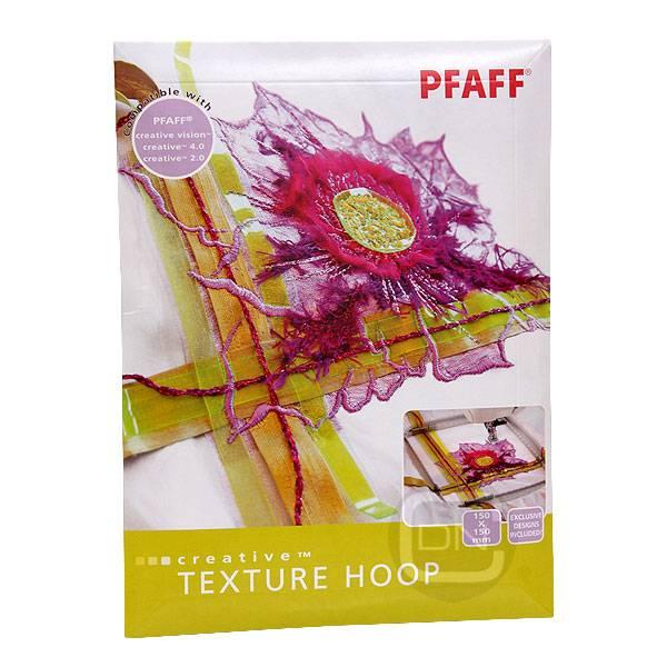 creative Texture Hoop 150 x 150 mm (Pfaff creative xx)