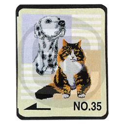 Brother Stickmotivkarte 35 - Hunde und Katzen II - (ARCHIV)