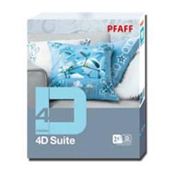 Pfaff creative 4D Suite - (ARCHIV)