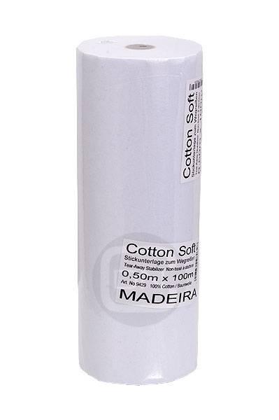 Madeira Cotton Soft (50cm x 100m)