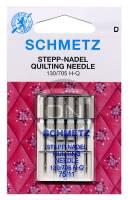 Quilt-Nadel Stärke 75, 5er Pack (Schmetz)