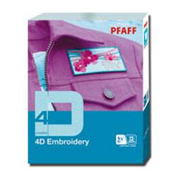 Pfaff creative 4D Embroidery - (ARCHIV)