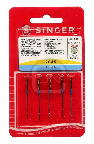 Stretch Nadel Stärke 90 5er Pack SINGER