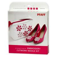 creative Embroidery Cutwork Needle Kit (Pfaff creative)