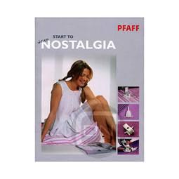 Pfaff Start to sew Nostalgia - (ARCHIV)