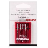 Overlocknadel JLx2 (ELx705) Stärke 90, 5er Pack (Bernina)