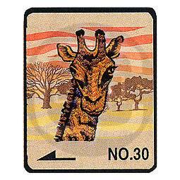 Brother Stickmotivkarte 30 - Wildlife - (ARCHIV)