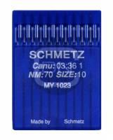 Schmetz Nadel MY 1023 Stärke 70 (10er Pack)