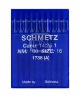 Schmetz Nadel 1738 Stärke 100 (10er Pack)
