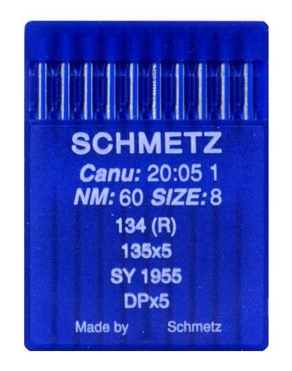 Schmetz Nadel Stärke 60 (10er Pack)