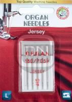 Jersey Nadel Stärke 90, 5er Pack (ORGAN)